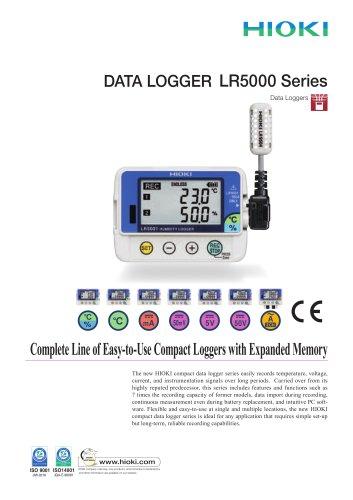 TEMPERATURE LOGGER LR5011