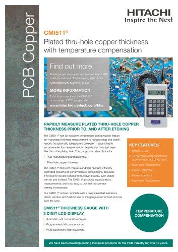 CMI511 PCB Copper