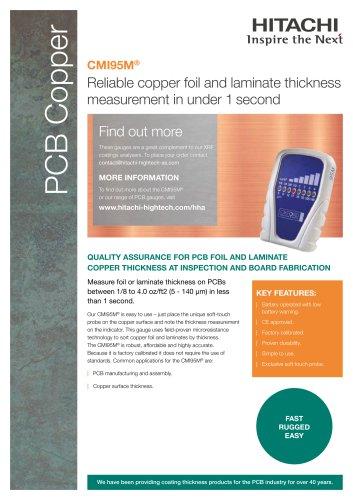 CMI95M PCB Copper