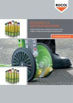 Site Safety & Anti-Slip Solutions