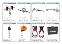 HEIGHT SAFETY SYSTEMS - 25