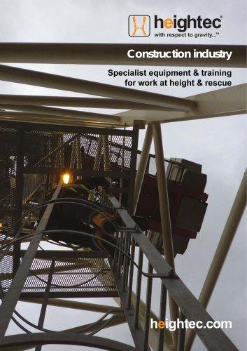 heightec Construction Brochure