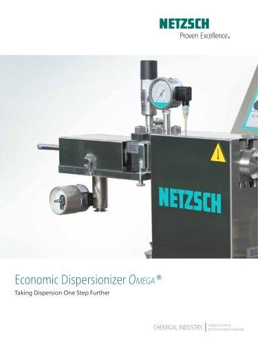 Economic Dispersionizer Omega®