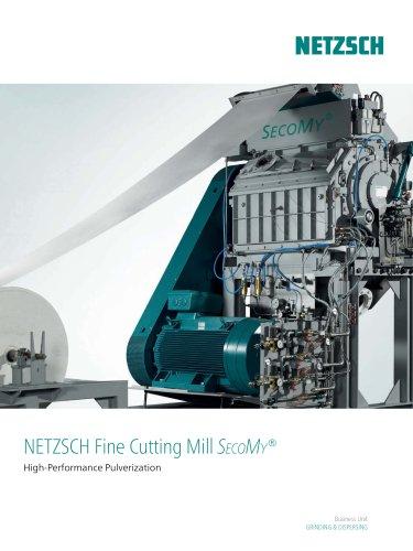 Fine Cutting Mill SecoMy