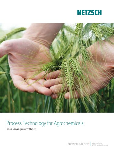 NETZSCH Agrochemicals