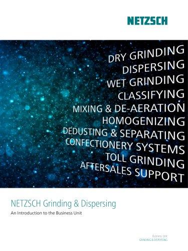 NETZSCH Grinding & Dispersing Business Unit