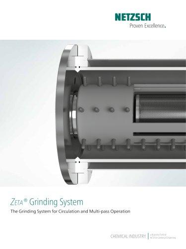 Zeta® Grinding System