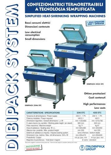 DIBIPACK 3246 STX e 4255 STX