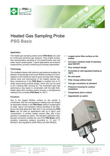 PSG Basic