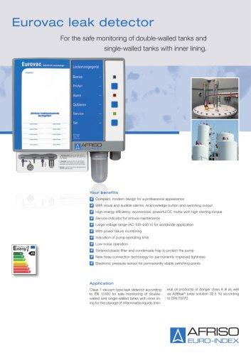 Eurovac leak detector