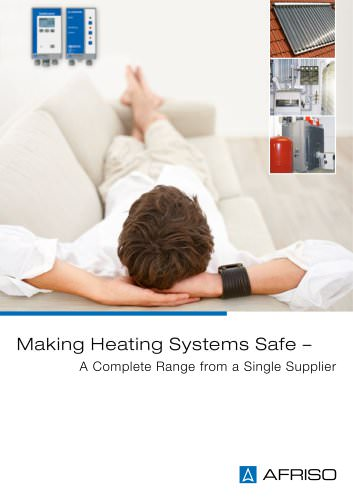 Making heating systems safe