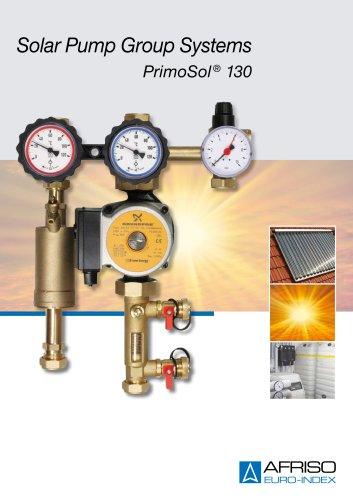 Solar Pump Group Systems PrimoSol® 130
