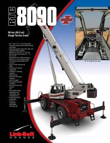 RTC-8090 Series II