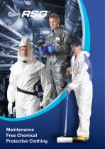 Maintenance Free Chemical Protective Clothing