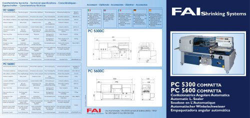 PC5300 COMPACTA