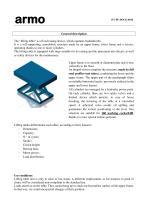 Dock Scissor Tables - 5