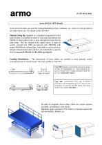 Dock Scissor Tables - 8