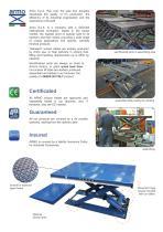"Scissor lift table ""ArmoLift - Standard"": bespoke, convenient, reliable - 2"