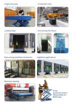 Scissor lift tables - Armolift - 3