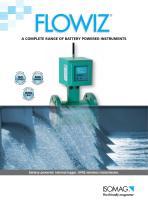 FLOWIZ ML255 converter for flow meters