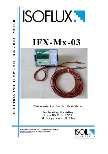 ISOFLUX IFX serie 03