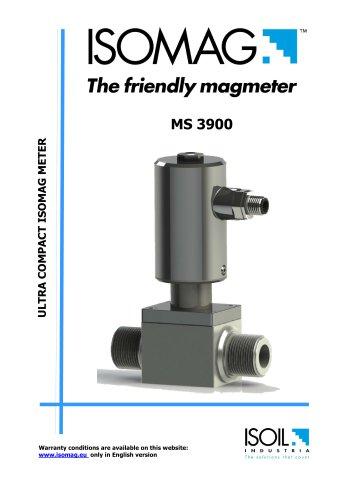 ISOMAG MS 3900