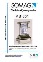 ISOMAG MS 501