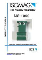 ISOMAG MS1000