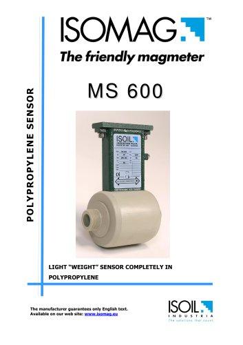 ISOMAG MS600