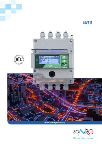 ISONRG Energy calculator MV311