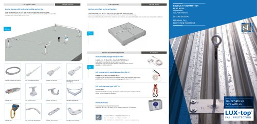PRODUCT INFORMATION FLAT ROOF