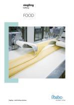 Siegling Belting – Food