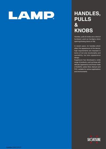Handles, Pulls & Knobs