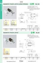MAGNETIC TOUCH LATCH (LONG STROKE) - 1