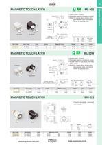 MAGNETIC TOUCH LATCH (LONG STROKE) - 2