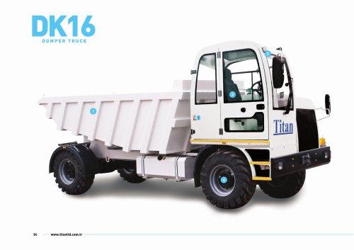 DK16 Dumper Truck