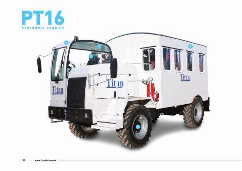 PT16 Personnel Carrier