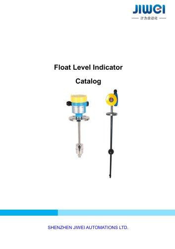 Jiwei Float Level Indicator Catalog