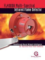 Multi-Spectrum Infrared Flame Detector