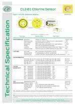 CL2-B1 Chlorine Sensors