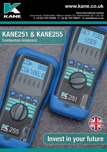 KANE251/KANE255