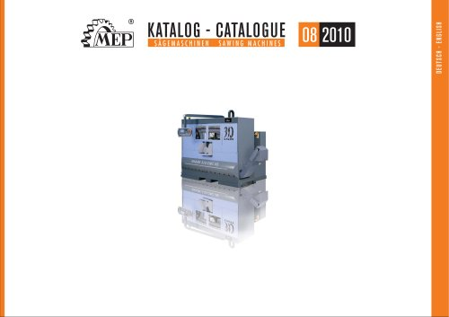 Catalogue MEP