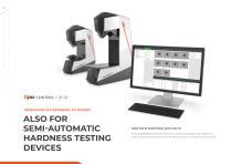 Fully Automated Macro Hardness Tester - 12