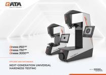Fully Automated Macro Hardness Tester - 1