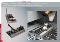 Special Solutions for Cutting – clamping tools and additional features for Brillant - 12