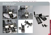 Special Solutions for Cutting – clamping tools and additional features for Brillant - 13