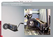 Special Solutions for Cutting – clamping tools and additional features for Brillant - 22