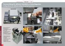 Special Solutions for Cutting – clamping tools and additional features for Brillant - 26