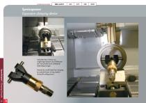 Special Solutions for Cutting – clamping tools and additional features for Brillant - 28