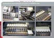 Special Solutions for Cutting – clamping tools and additional features for Brillant - 30